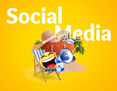 Social Media Designs Collection