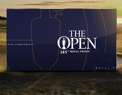 THE OPEN: BROADCAST PACKAGE