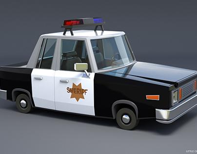 Little Cop Car