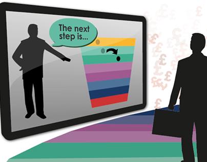 SalesMap: Service Overview Graphics