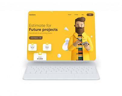 High Resolution Laptop Mockup