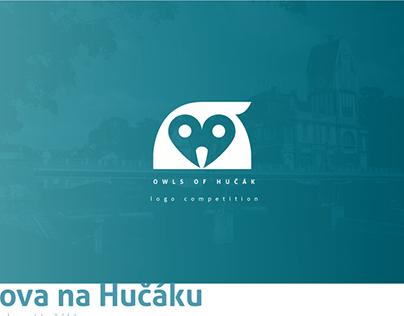 Owl on Hučak (logo)