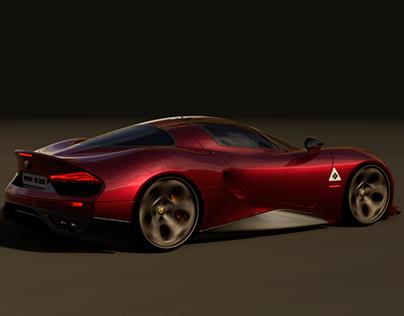 Alfa Romeo Tipo 66 Stradale