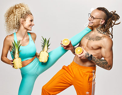 Fitlovers | Polish Famous couple | www.danielkoper.com