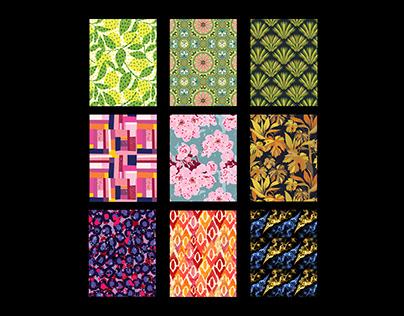 Drostdy Hof - surface pattern design