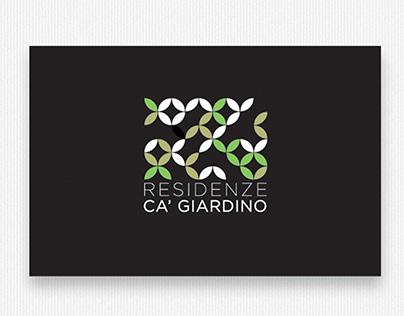 Immagine coordinata - Residenze Ca' Giardino