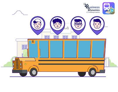 Bus Ride Mobile Application