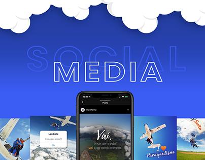 Sky Company - Social Media
