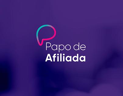 Identidade Visual - Papo de Afiliada