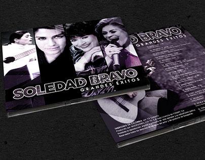 Soledad Bravo, Grandes Éxitos - Compiled Album.