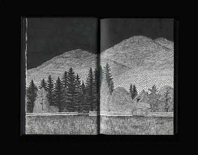 Sketchbook landscapes