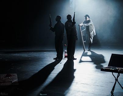 Театральная фотография. Портфолио