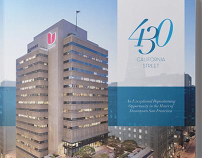 430 California Street Building Brochure