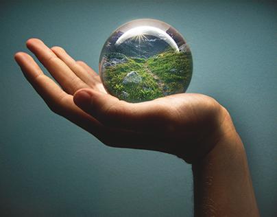 In My Hand || Photomanipulation |