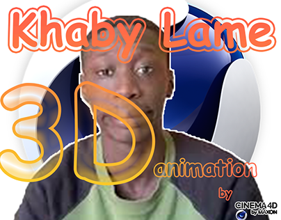 Khaby lame 3d animation professionally by c4d