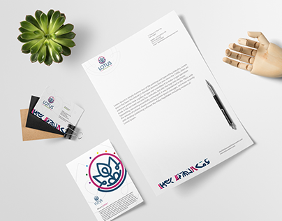 Lotus Wellness Center -Brand Identity