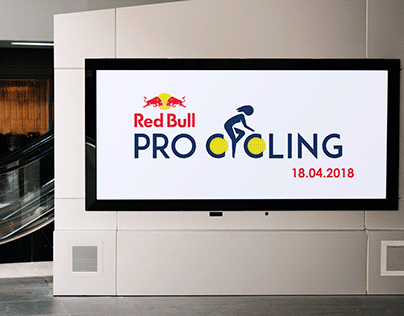 Red Bull ProCycling concept branding