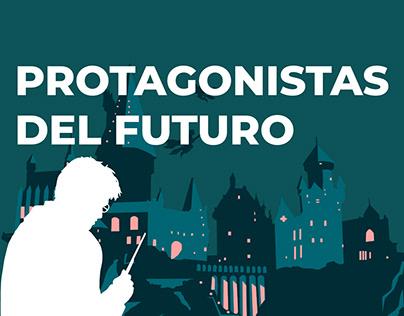 Protagonistas del futuro