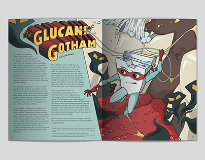 The Glucans of Gotham