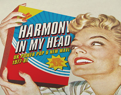 HARMONY IN MY HEAD -UK POWER POP & NEW WAVE CD BOX SET