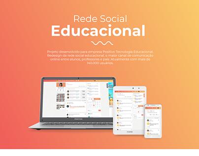 Educacional Rede Social