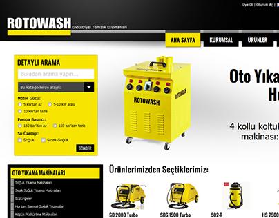Rotowash | Carwashing solutions