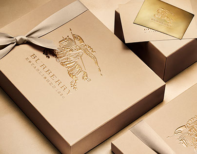 Burberry Marketing project