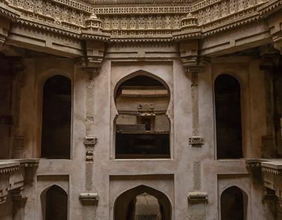 Architecture Photography in Ahmedabad