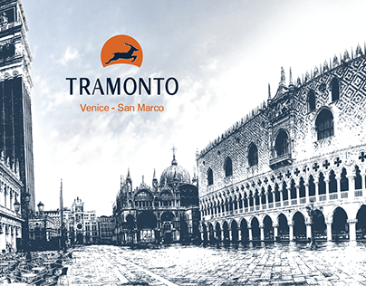 Tramonto fashion store card