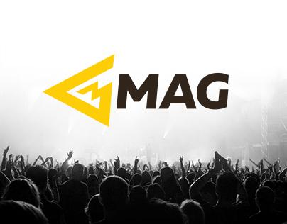 MAG Audio — Rebranding