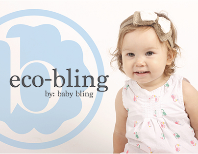 Eco-bling by baby bling - Sustainable Brand Extension
