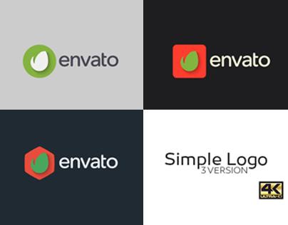 Simple Logo 4K