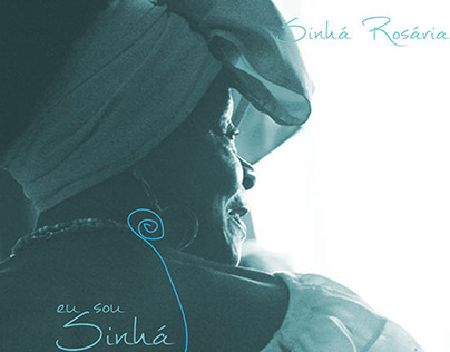 Projeto Gráfico - CD Eu sou Sinhá - Proac