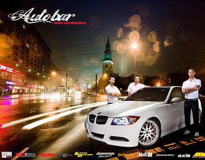 Autobar Sport-Motorwerks ~ Photography