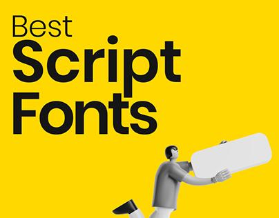 Best Script fonts in 2021
