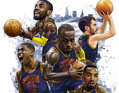 2016 NBA CHAMPIONS