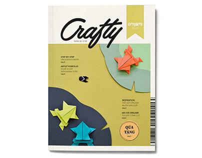 CRAFTY magazine issue 01
