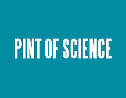 Pint of Science: Layout de posts