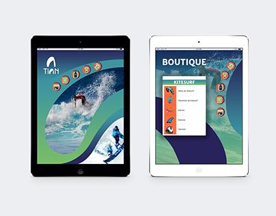 TIAN- app mobile
