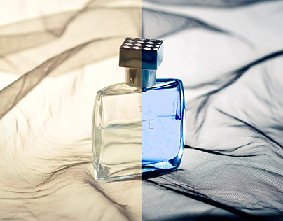 #ImageRetouching - Perfume Bottle