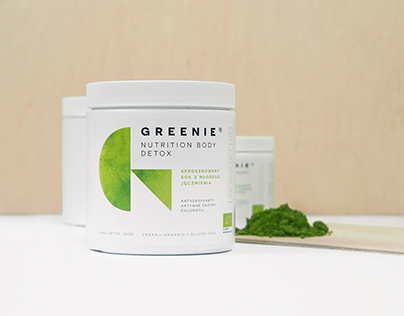 Greenie - Nutrition Body Detox