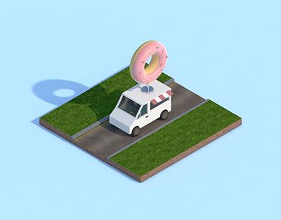 🍩Donut Truck