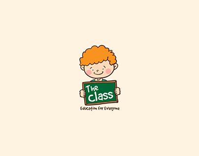 The Class Full Logo Branding