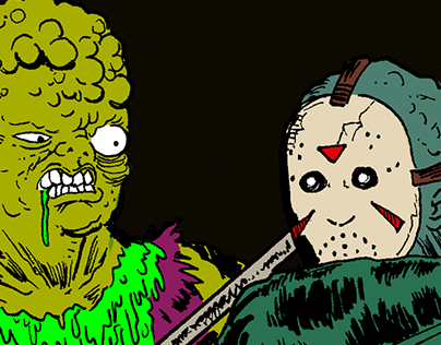 Toxie and Jason