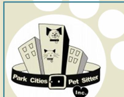 Park Cities Pet Sitter - Header Redesign