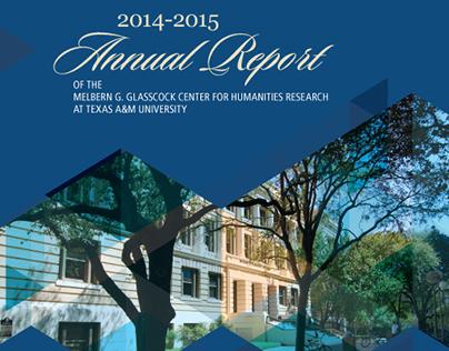 Glasscock Center Annual Report