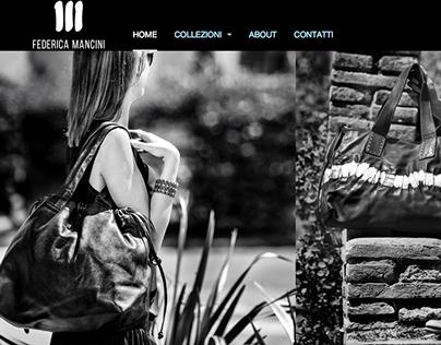 Web / Federica Mancini Bags