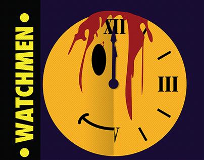 Watchmen - Ilustrações