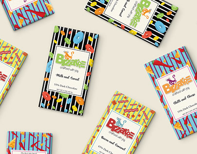 Bizarre- Branding and Packaging