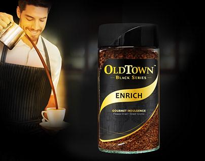 OldTown freeze Dry Coffee